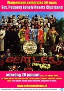 Punt Uit zingt Beatles in Loburg